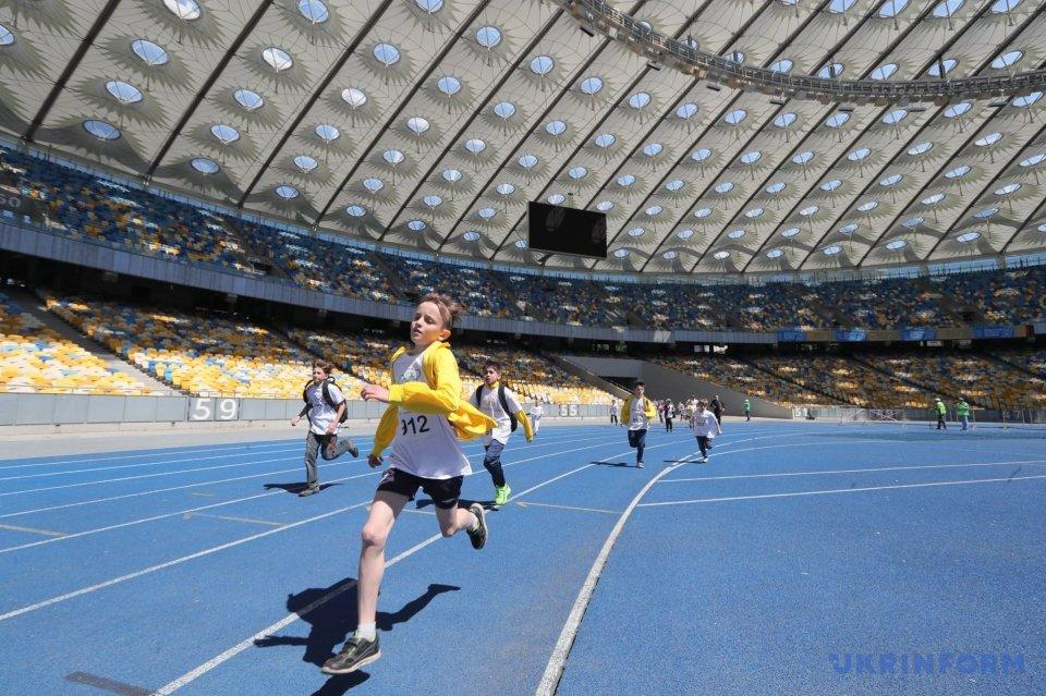 Олимпийский день_6