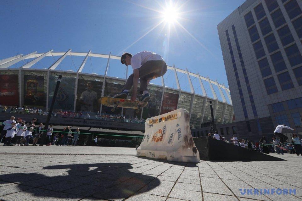 Олимпийский день_9