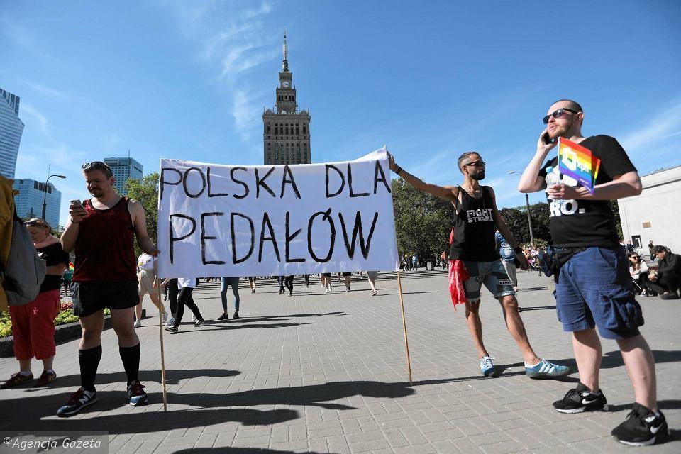 Марш за права ЛГБТ в Варшаве_10