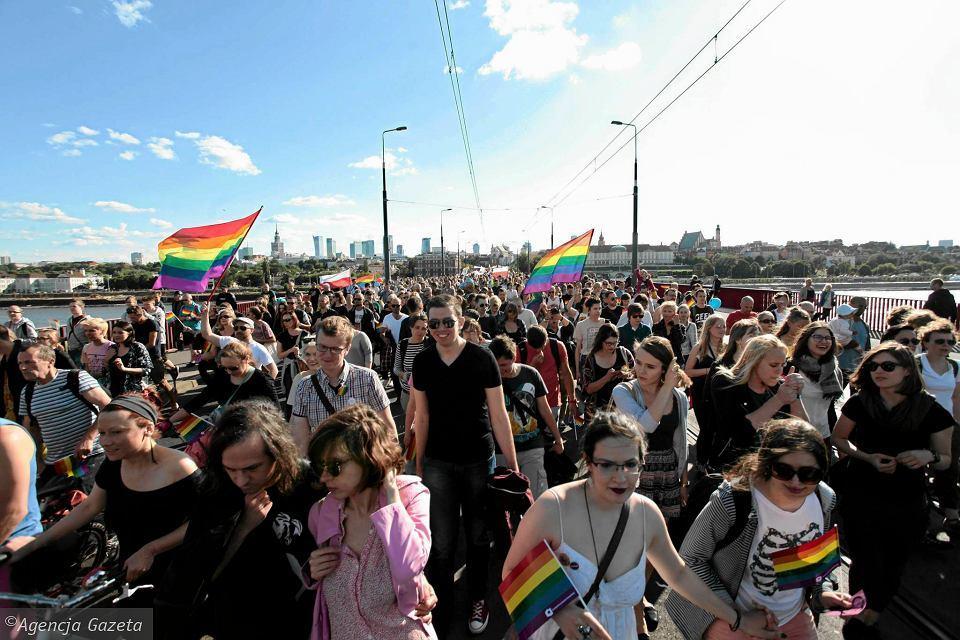 Марш за права ЛГБТ в Варшаве_11