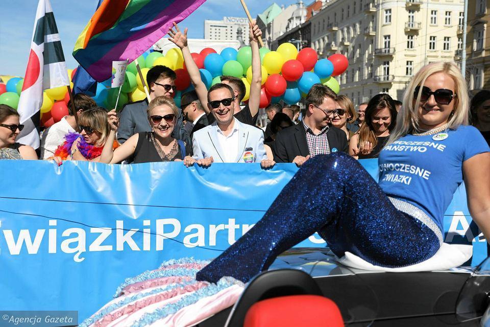 Марш за права ЛГБТ в Варшаве_15