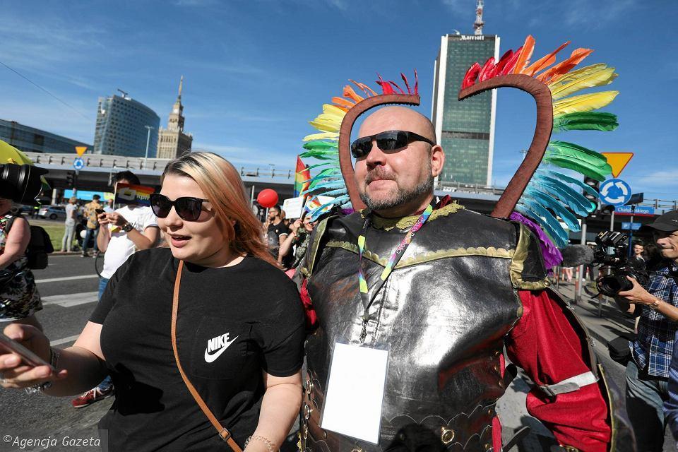Марш за права ЛГБТ в Варшаве_14