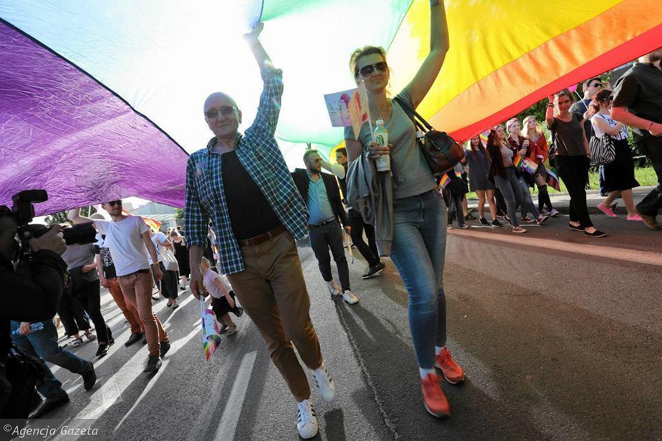 Марш за права ЛГБТ в Варшаве_16