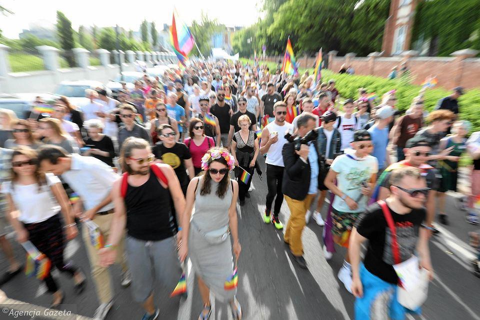 Марш за права ЛГБТ в Варшаве_17