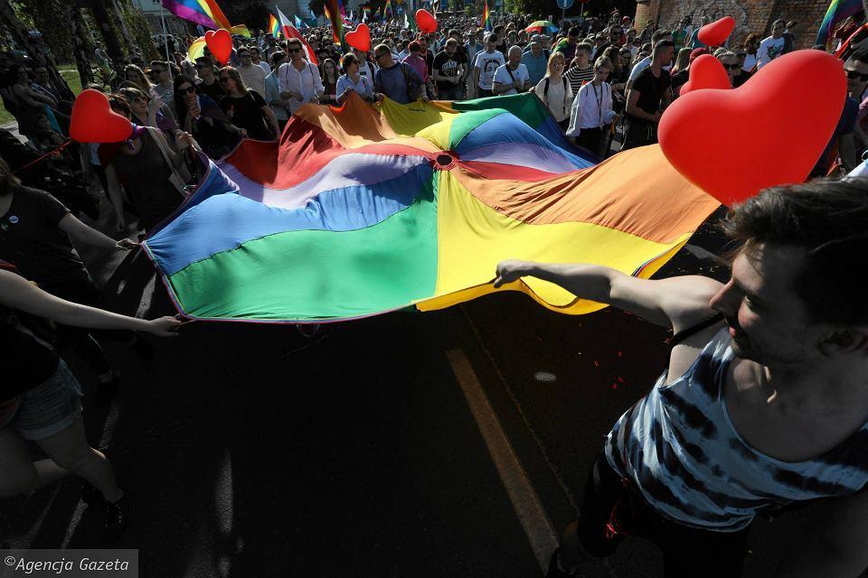 Марш за права ЛГБТ в Варшаве_19