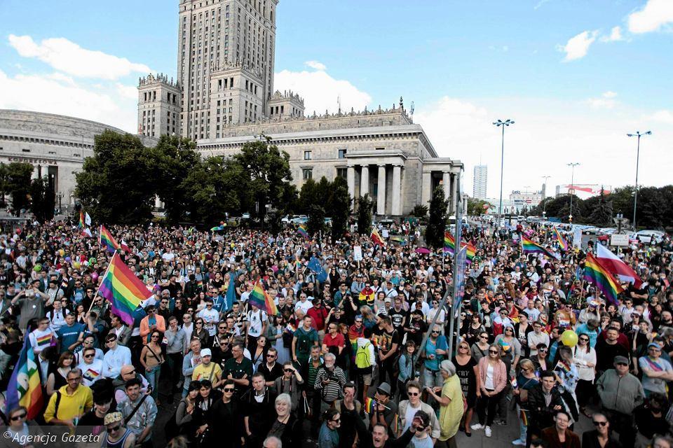 Марш за права ЛГБТ в Варшаве_2