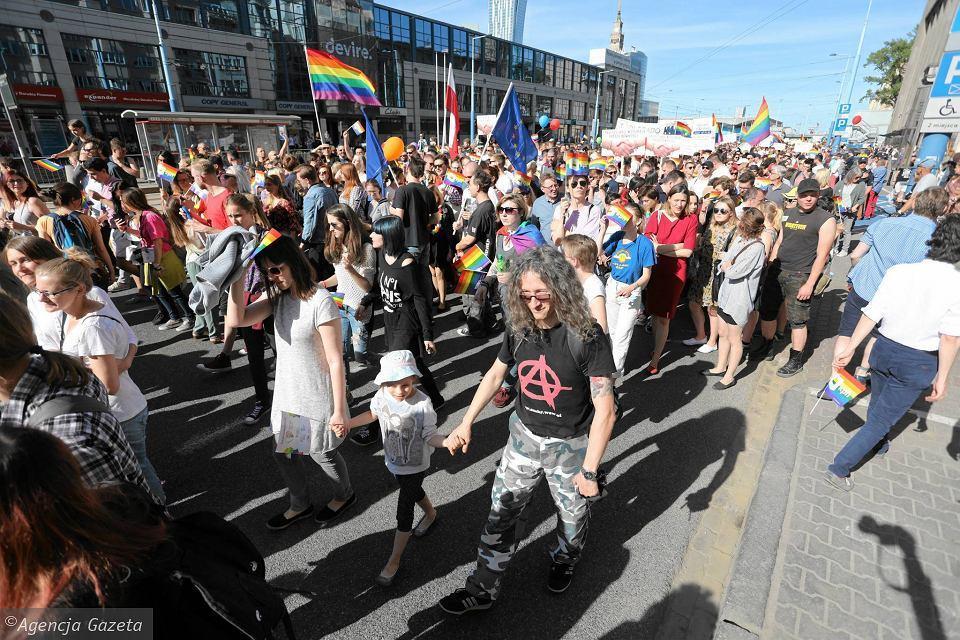 Марш за права ЛГБТ в Варшаве_22