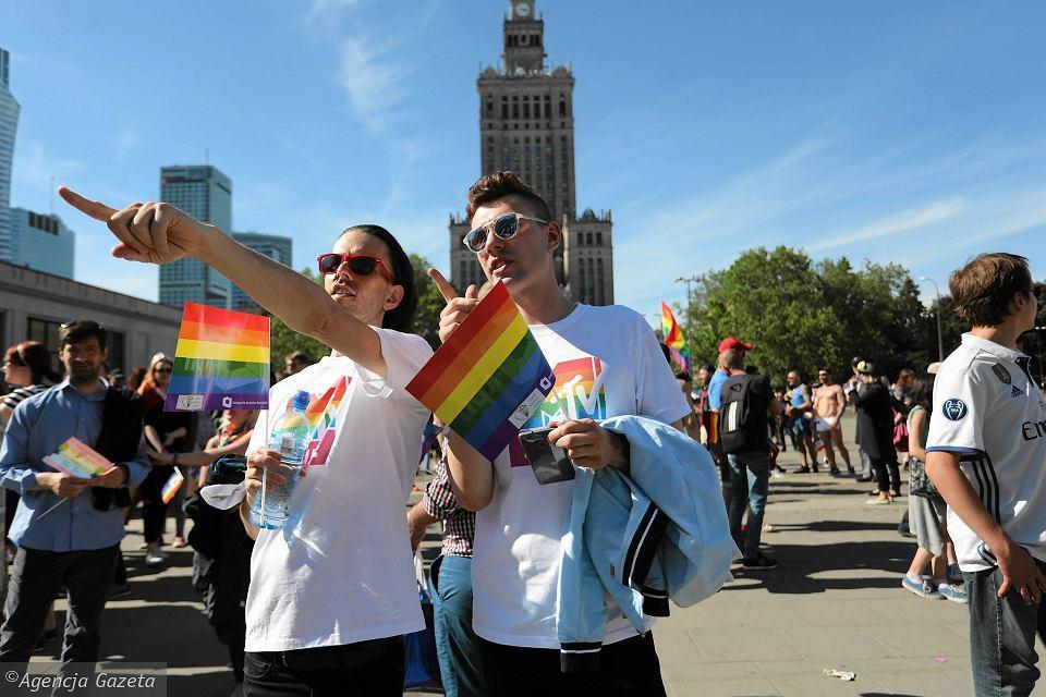 Марш за права ЛГБТ в Варшаве_4