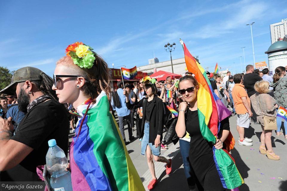Марш за права ЛГБТ в Варшаве_7
