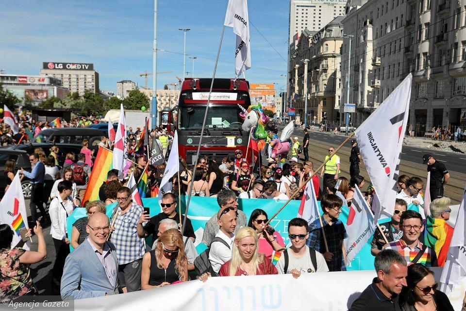 Марш за права ЛГБТ в Варшаве_8