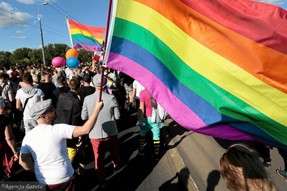 Марш за права ЛГБТ в Варшаве_9