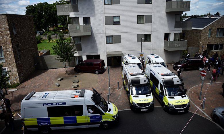 В Лондоне задержаны 12 человек_1