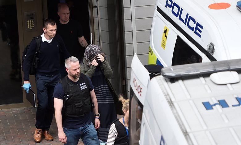 В Лондоне задержаны 12 человек_2