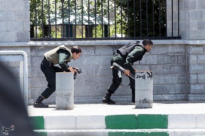 Теракты в Тегеране