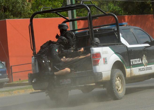 Заключенные устроили бунт в мексиканской тюрьме