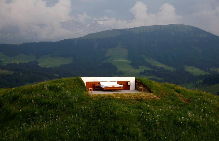 Отель в Швейцарии_1