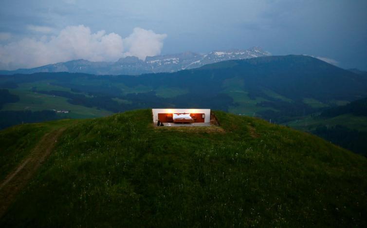 Отель в Швейцарии_2