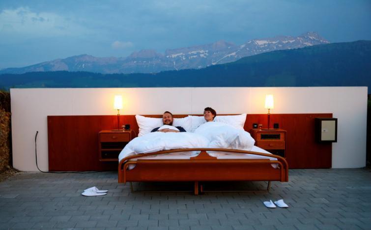 Отель в Швейцарии_5