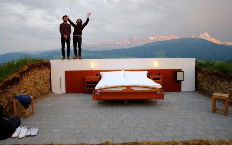 Отель в Швейцарии_6
