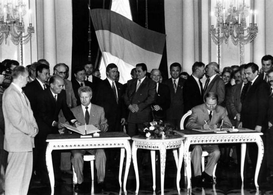 Конституционный договор