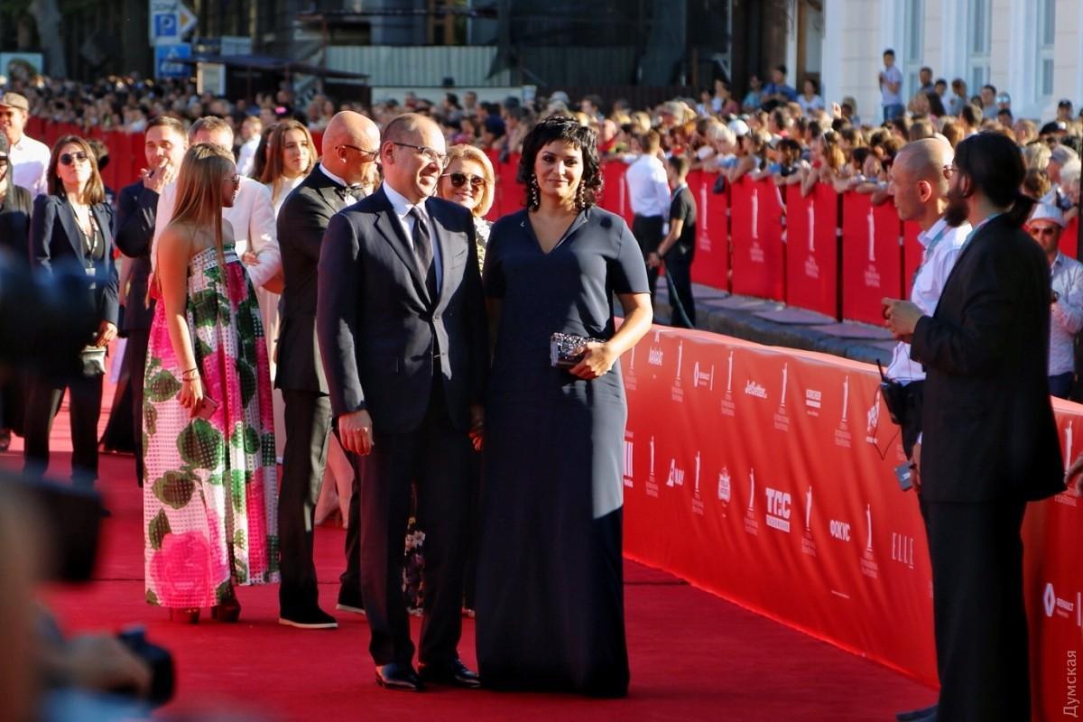 В Одессе официально стартовал международный кинофестиваль