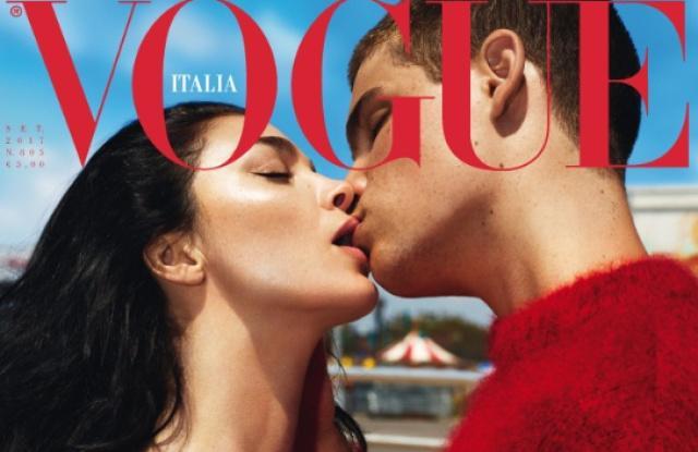 cover vogue italia settembre