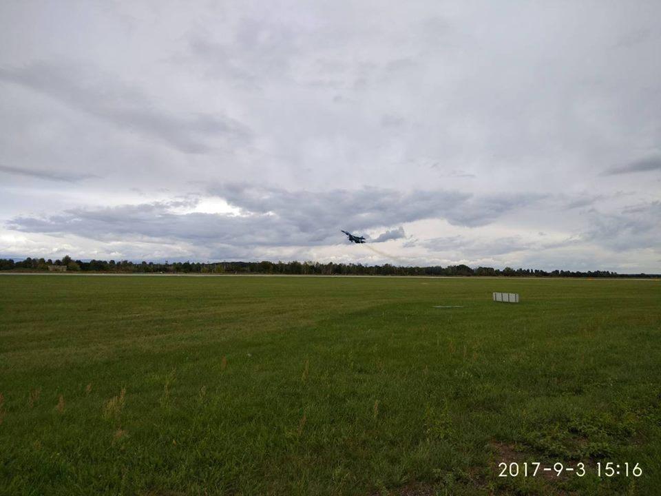 Авиапоказ Czech International Air Fest-2017