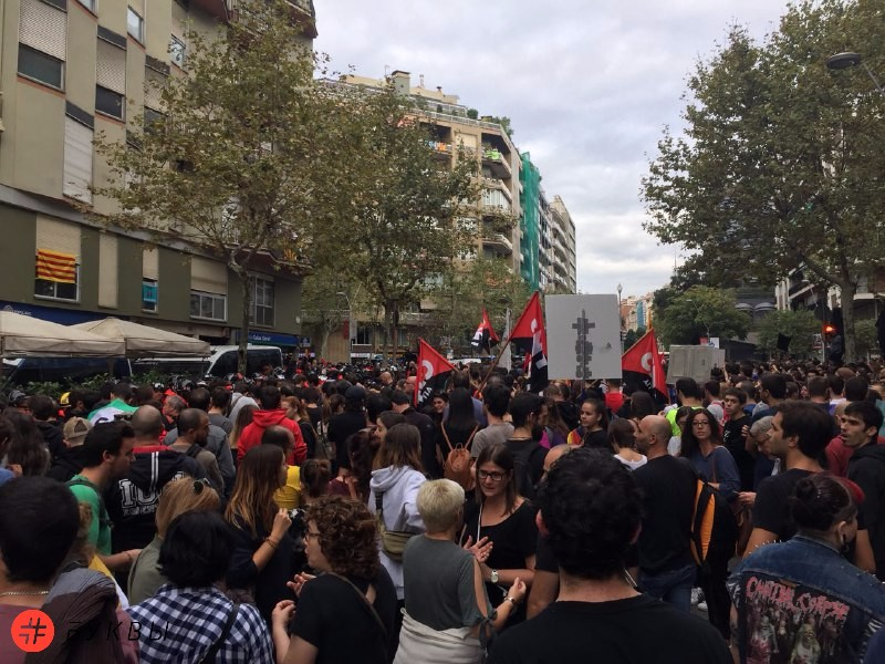 Забастовка в Каталонии_03
