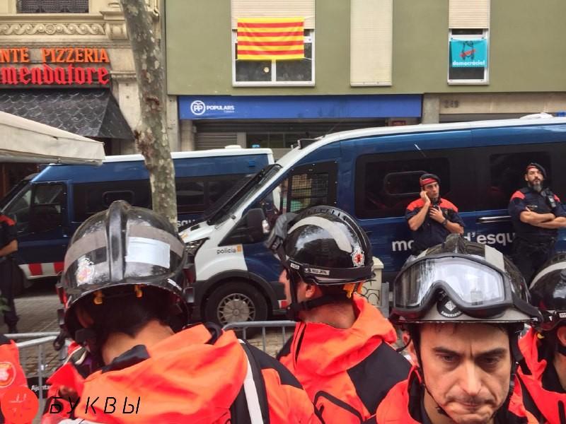 Забастовка в Каталонии_06