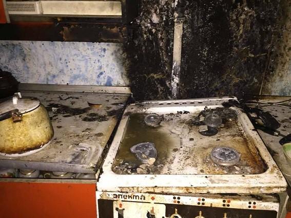 В жилой многоэтажке в Киеве из-за утечки газа произошел взрыв