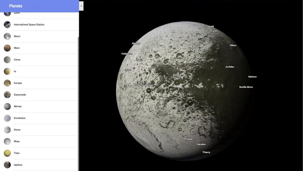 Онлайн-сервис Google Maps