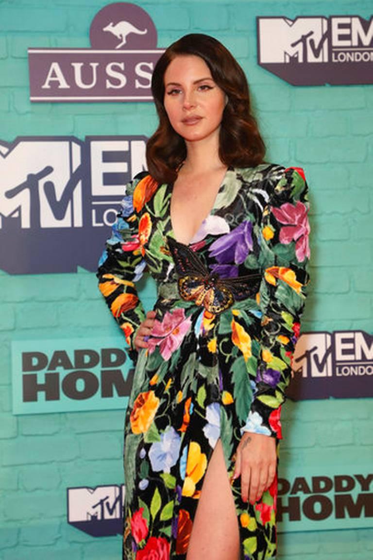 Britain MTV Europe 2017 Red Carpet 50711