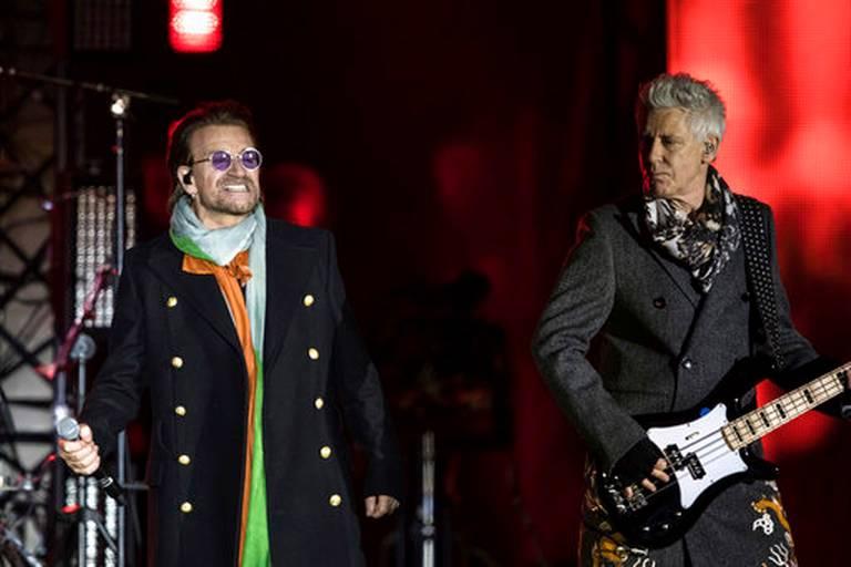 Britain U2 Concert 46553