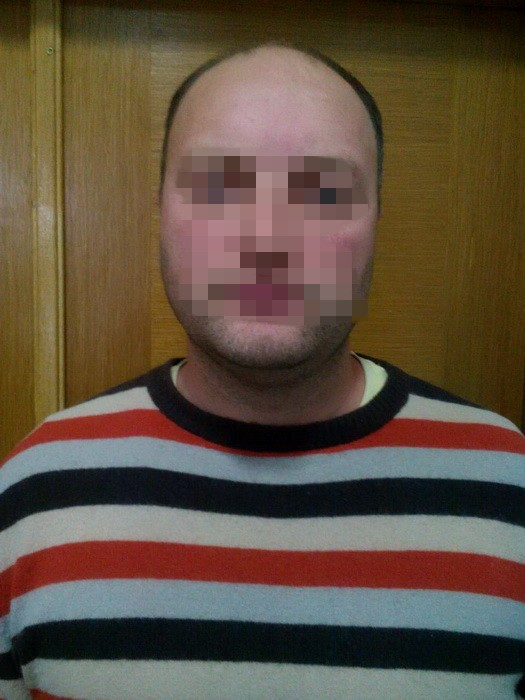 Дезертир, подозреваемый в сотрудничестве с ФСБ