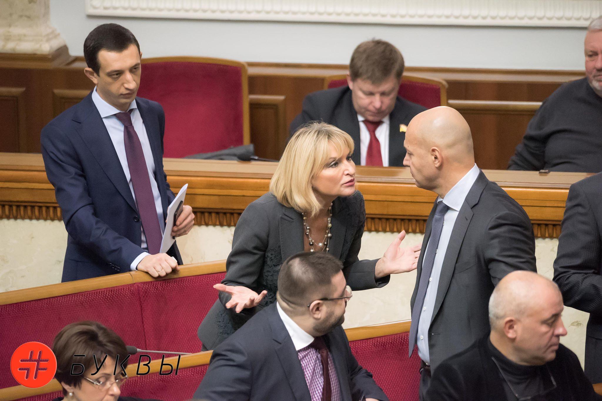 Луценко и Кононенко