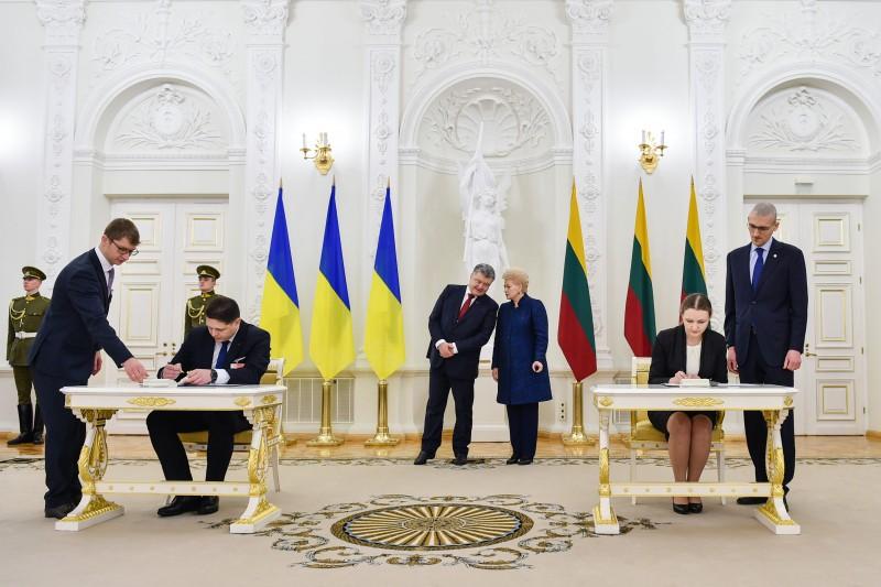 Подписание двусторонних документов
