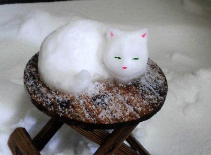 снеговик12