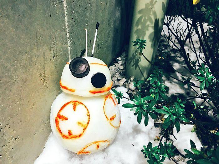 снеговик17
