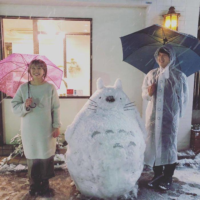 снеговик19