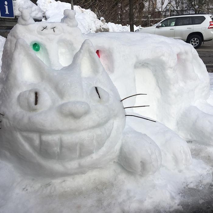 снеговик20