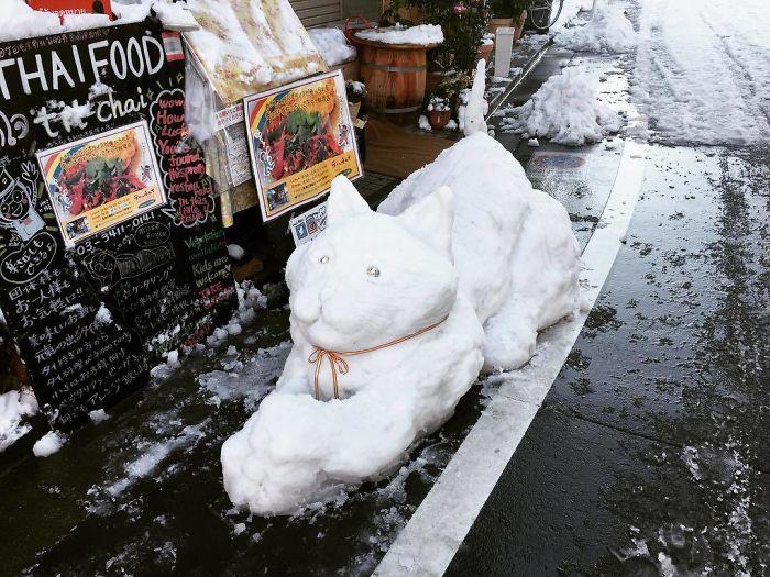 снеговик24