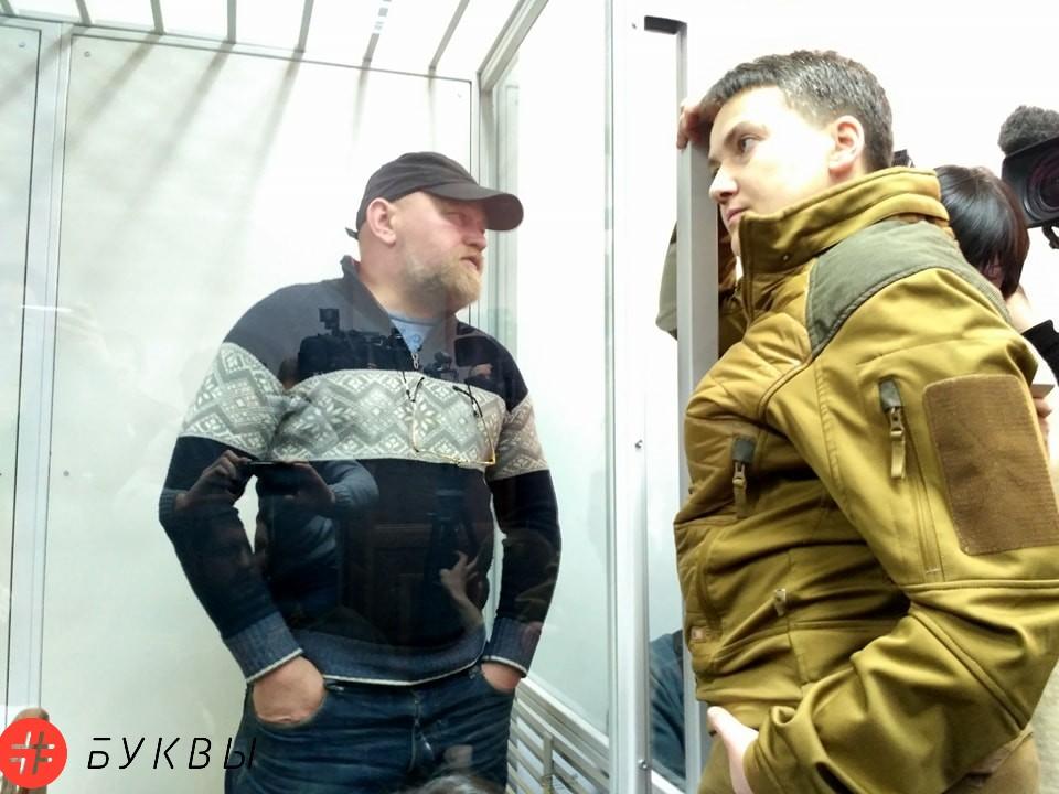 Савченко пришла в суд к Рубану_03