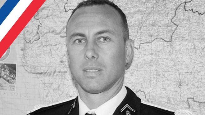 Погибший полицейский