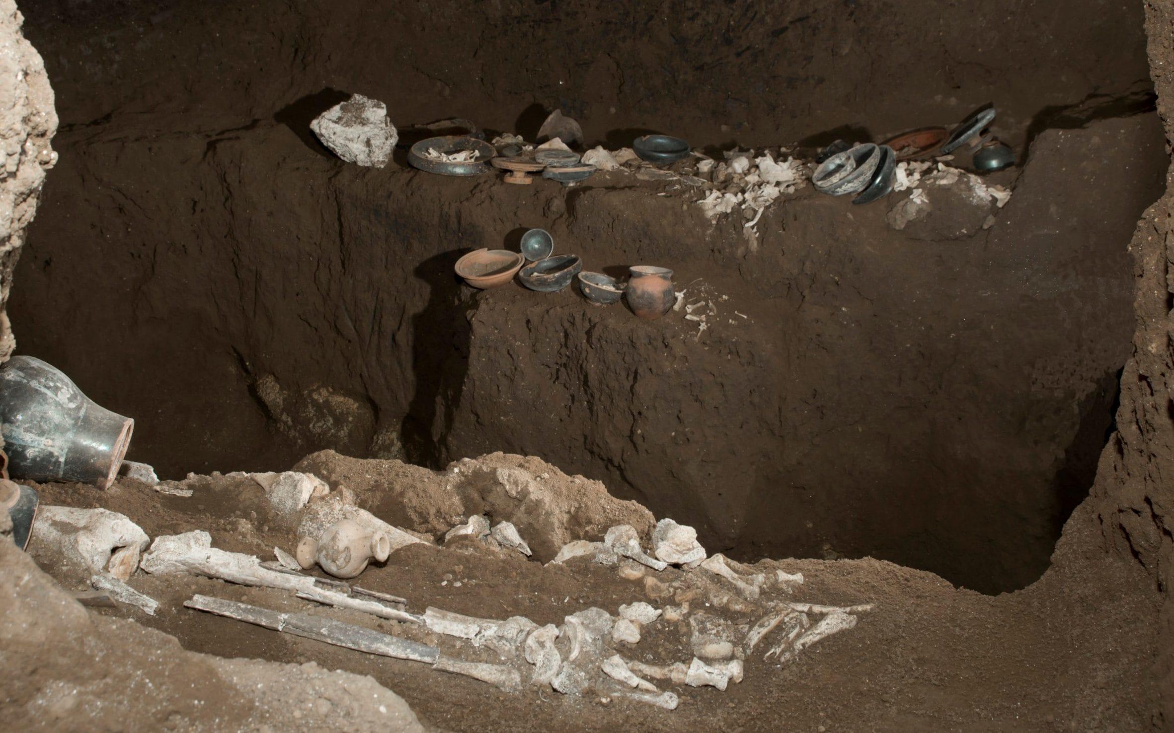 Republican chamber tomb