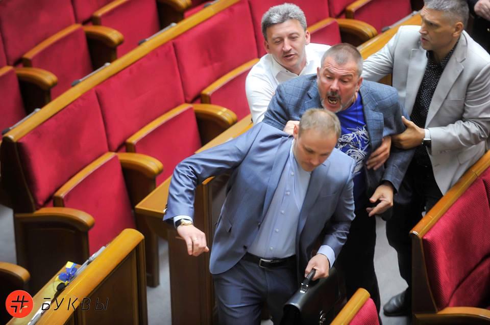 Береза и Долженков