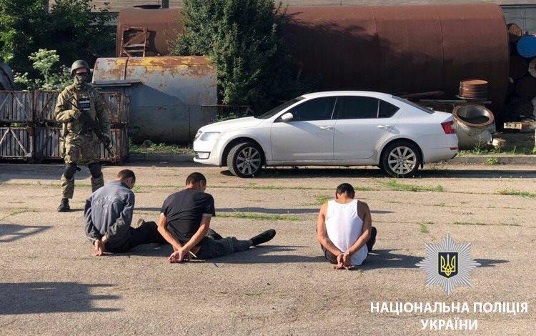 Освобождение группы лиц в Одесской области.