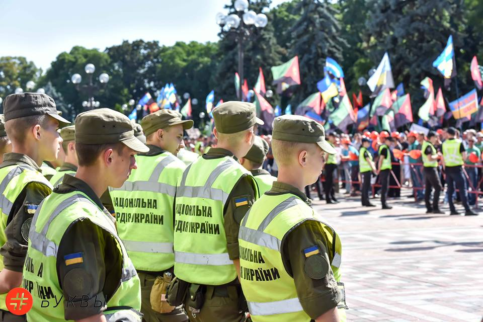 Митинг шахтеров_05