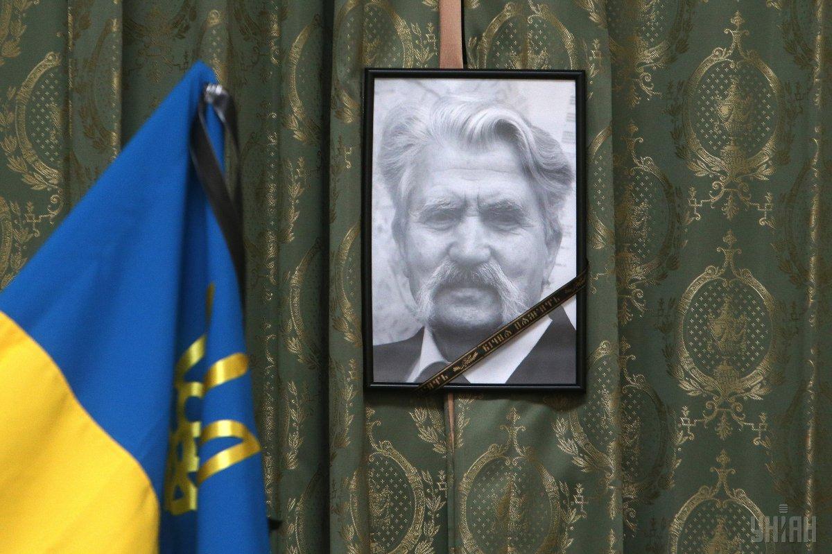 В Киеве простились с Левком Лукьяненко_09