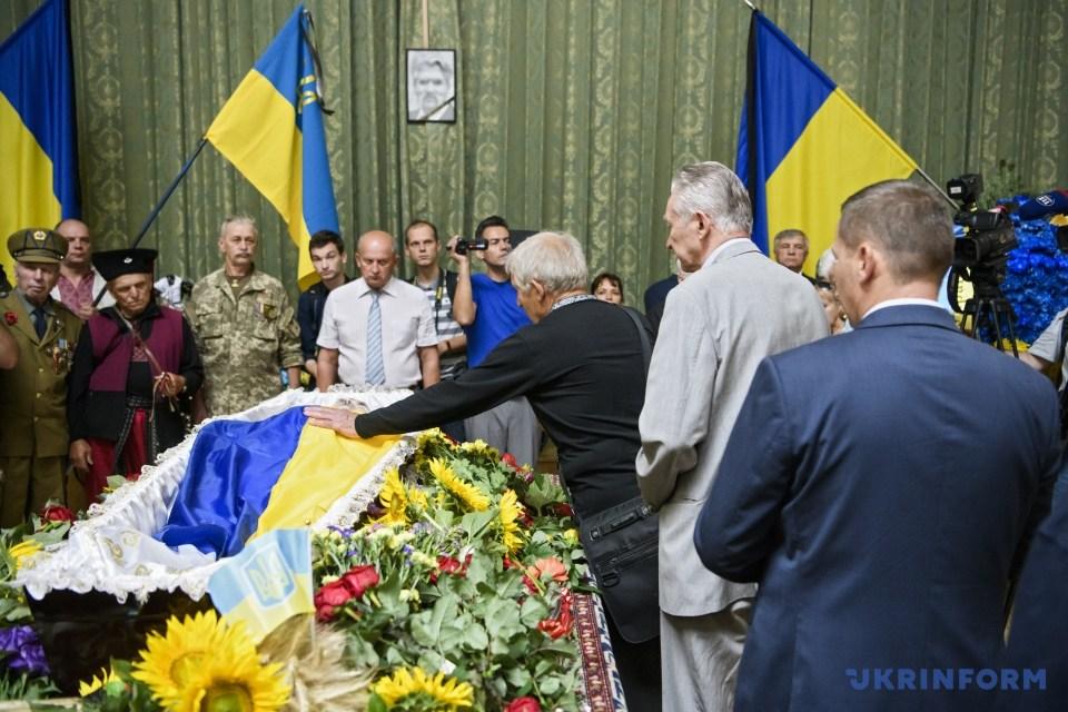 В Киеве простились с Левком Лукьяненко_05