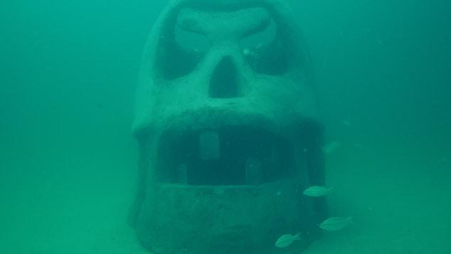 Подводный музей в США_01